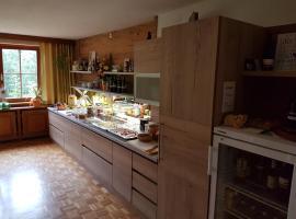 Privatzimmer und Ferienwohnungen Gassner, Admont (Johnsbach yakınında)