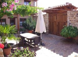 Hotel Rural La Veleta, Murias de Rechivaldo (Combarros yakınında)