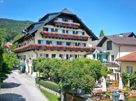 Boutique Hotel Aichinger, Nussdorf am Attersee