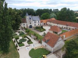 Manoir de Fermont, Capelle-Fermont (рядом с городом Estrée-Cauchy)