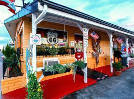 Brad's Desert Inn, Holbrook
