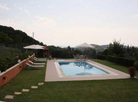 Apartment with pool near Gouvia | Even Ezer Corfu