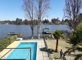 Casa orilla de Lago Rapel, Las Cabras (Pichidegua yakınında)