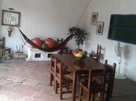 Casa Alario, Mompos (Mompós yakınında)
