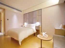 JI Hotel Yangzhou West Wenchang Road, Yangzhou (Shuangqiao yakınında)