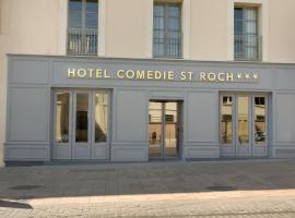Best Western Plus Comedie Saint Roch, Montpellier