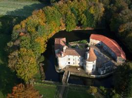 Château des Martinanches, Saint-Dier-d'Auvergne (рядом с городом Auzelles)