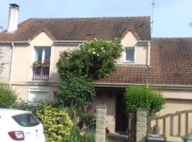 Rêve de Gosse - Kid's Dream (B&B), Виньё-сюр-Сен (рядом с городом Ати-Мон)