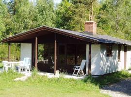 Two-Bedroom Holiday home in Allingåbro 1, Allestrup (Uggelhuse yakınında)