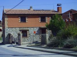 Casa La Fuensanta, Cella (Gea de Albarracín yakınında)