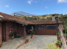 Finca Entre El Mar Y El Teide, La Guancha