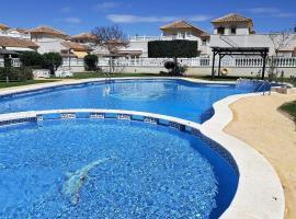 Villa Janice 3 bed & pool, Algorfa