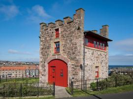 Nisbet's Tower, Eyemouth (рядом с городом Burnmouth)