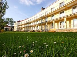 Akzent Hotel Am Burgholz, Tabarz (Laucha yakınında)