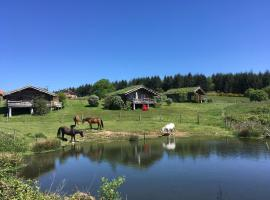 Ottus Ranch, Thouron (рядом с городом Peyrilhac)