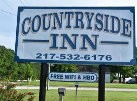 Countryside Inn, Hillsboro (Near Raymond)