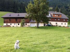 Kiblerhof, Russbach am Pass Gschütt (Gseng yakınında)