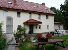 Pod Brzoza, Olszyna (Forst yakınında)