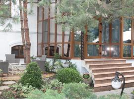 Гостиница Атаманская