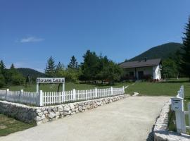 Holiday Home Lana, Кореница (рядом с городом Drakulića Rijeka)