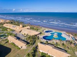 Makai Resort All Inclusive Convention Aracaju, Aracaju (Pirambu yakınında)