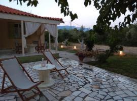 Eftihias house, Kefallonia