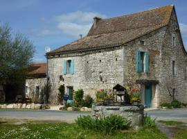 Chez Béatrice et Gérard, Saint-Léon-d'Issigeac (рядом с городом Faurilles)