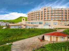 Teploe More Hotel, Slavyanka