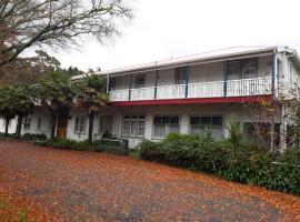 Te Puia Hot Springs Hotel, Te Puia