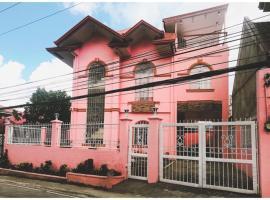 Rosypink Maison Baguio