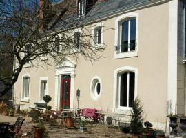 L'Hostellerie, Savigné-sur-Lathan (рядом с городом Курсель-де-Туре)