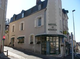 Hôtel Restaurant LE MONARQUE
