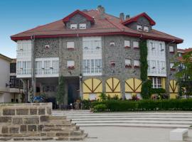 Hotel Presa, Рианио