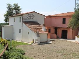 Agriturismo Il Maremmano, Lari (Crespina yakınında)