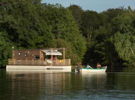 Les étangs de Taysse, Espagnac (рядом с городом La Roche-Canillac)