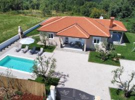 Villa Olea, Vižinada (рядом с городом Ferenci)