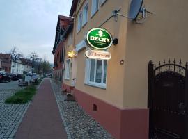 Kleiner Ritter, Thale (Warnstedt yakınında)