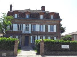 Au Coeur des Eléments, Saint-Nicolas-de-la-Grave (рядом с городом Saint-Arroumex)