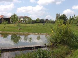 Ferienwohnung Perissee, Libaros (рядом с городом Hachan)