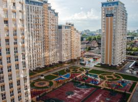 Апартаменты на Красной 176