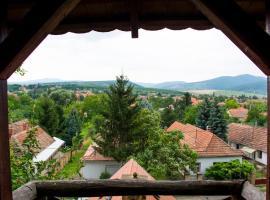 Pinczés Vendégház, Cserépfalu (рядом с городом Bükkzsérc)