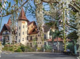 Hotel Anila, Fernandes Pinheiro