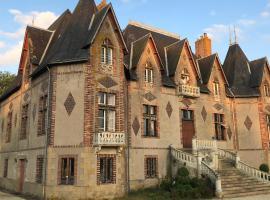 Manoir De La Chouanniere, Montreuil-sur-Maine (рядом с городом Grez-Neuville)