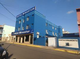 Hotel Minastur, Capitólio