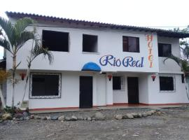 Hotel Rio Real, Mutatá (Dabeiba yakınında)