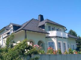 Ferienwohnung Moosdorf, Stützengrün (Bärenwalde yakınında)
