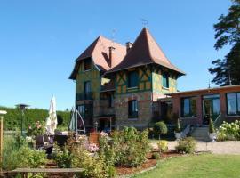Un Air de Campagne, Couloisy (рядом с городом Saint-Christophe-à-Berry)