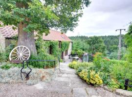 Beautiful former farmhouse holiday home in North York Moors, Hutton le Hole (рядом с городом Киркбимурсайд)