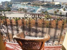 Barceloneta Port Ramblas