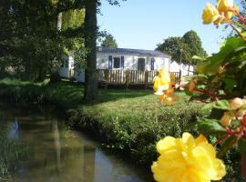 Camping Au Coeur de Vendome, Вандом (рядом с городом Renay)